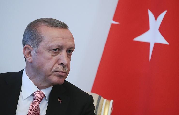 Эрдоган: ИГможет быть ответственно затеракт насвадьбе наюге Турции