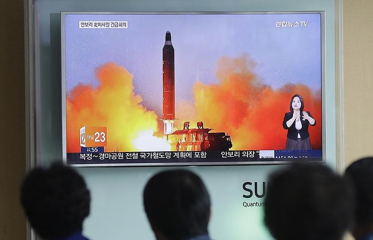 Совбез ООН: Ракетные тестирования  КНДР увеличивают напряженность врегионе