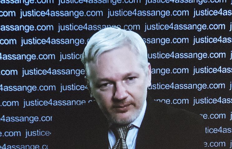 Ассанж смутил журналистку New York Times ответом навопрос о Российской Федерации