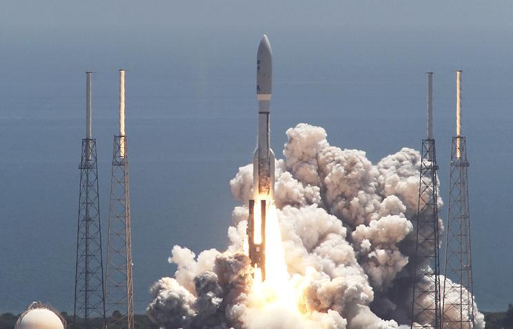 Старт РН Atlas V с КА OSIRIS-REx на борту