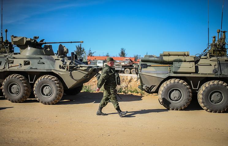 Песков опроверг участие русских ВСватаке против гражданских вСирии