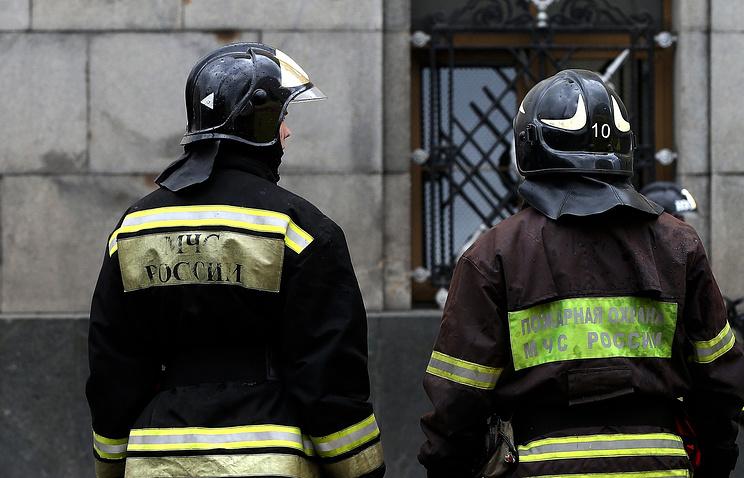 ВЕкатеринбурге зажегся ДКЛаврова. Эвакуировано 200 человек