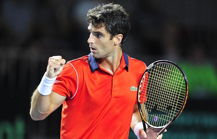 Житель россии Хачанов впервый раз вкарьере вышел вфинал турнира ATP