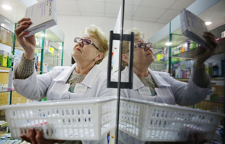 Ряд регионов РФ завышает цены налекарства— Счетная палата