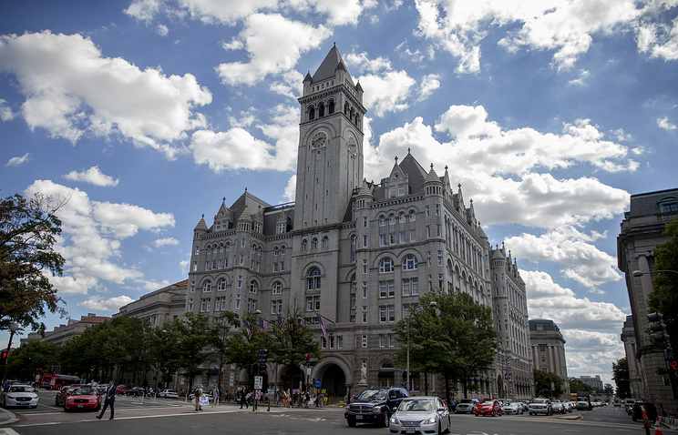 The Trump International Hotel