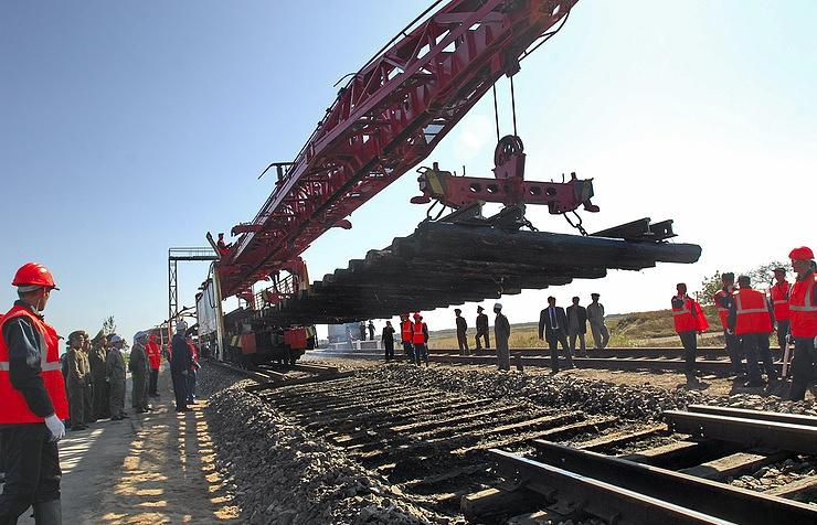 ВЯпонии инженеры думают опродлении Транссиба доострова Хоккайдо