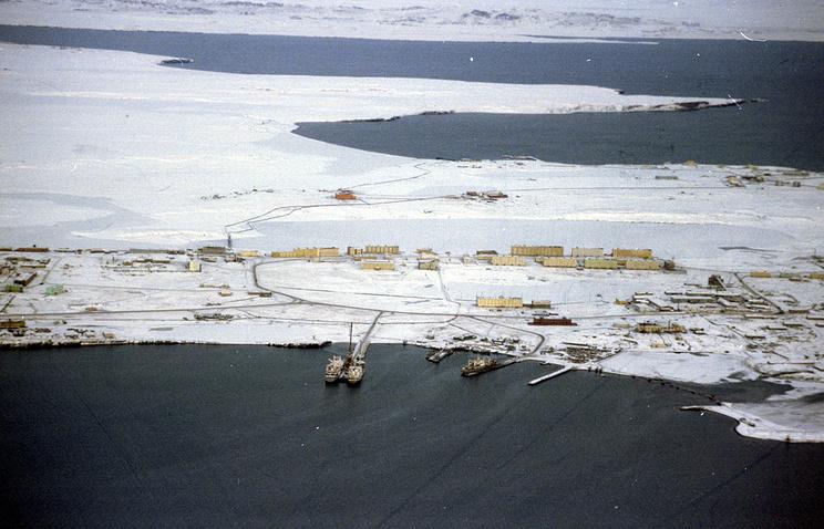Врайоне ледника Розе открыли два новых острова