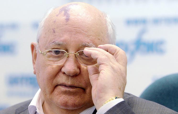 Суд Литвы хочет  опросить Горбачева поделу оштурме телецентра вВильнюсе