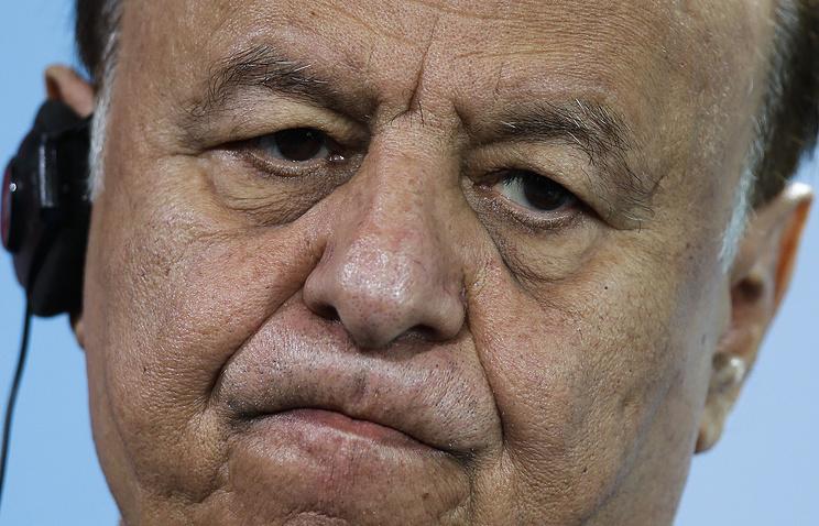 Президент Йемена согласился наперемирие схуситами