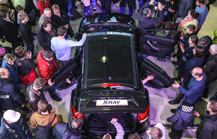 Русский автопром может получить 60 млрд бюджетных руб.