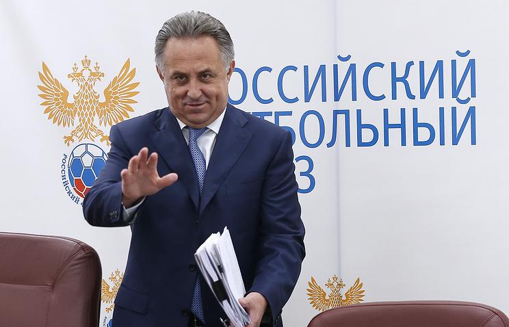 Виталий Мутко: СИталией можем сыграть летом 2018-ого