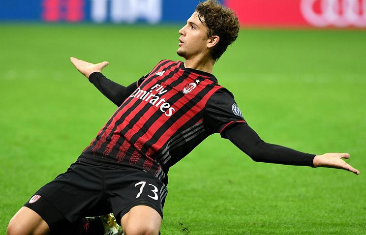 «Милан» обыграл «Ювентус» в основном матче тура вИталии