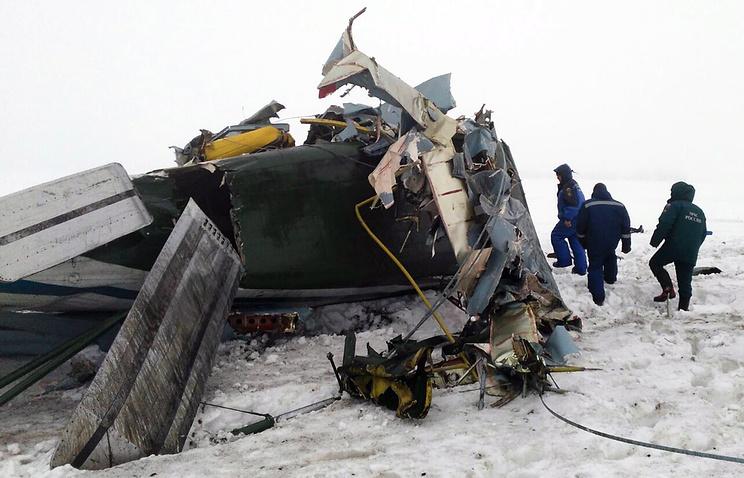Ан-2 потерпел крушение из-за потери пространственной ориентировки— МАК
