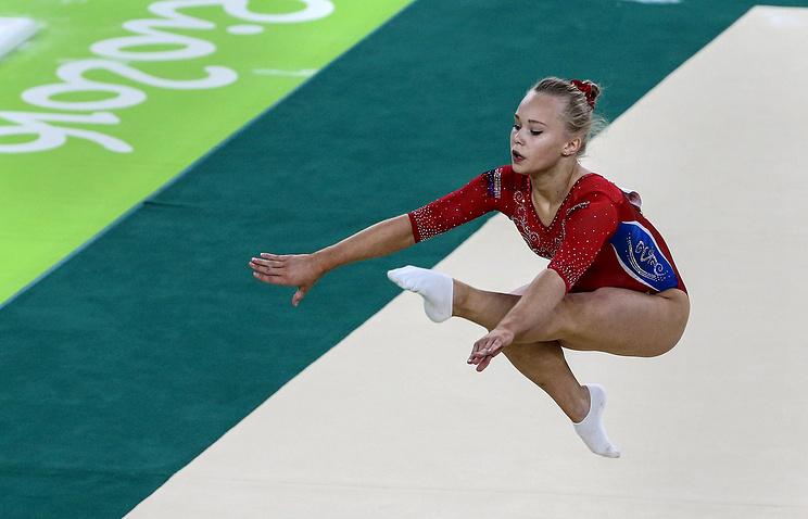 Гимнасты Игнатьев иМельникова стали третьими накомандном Кубке Швейцарии