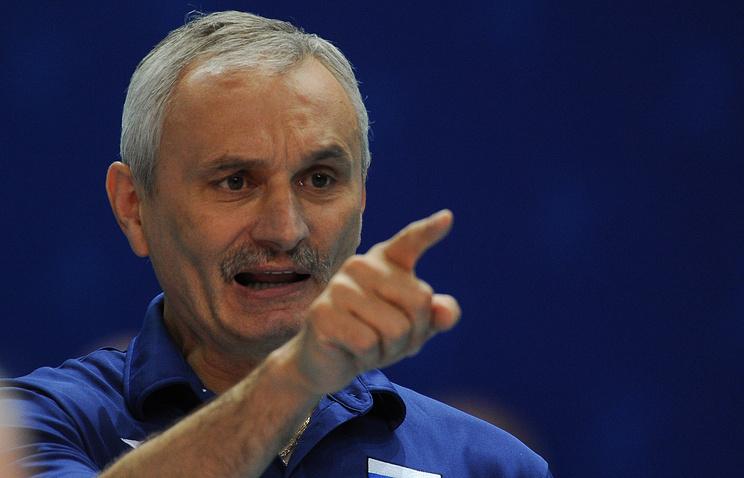Новым наставником женской сборной поволейболу вполне может стать Кузюткин