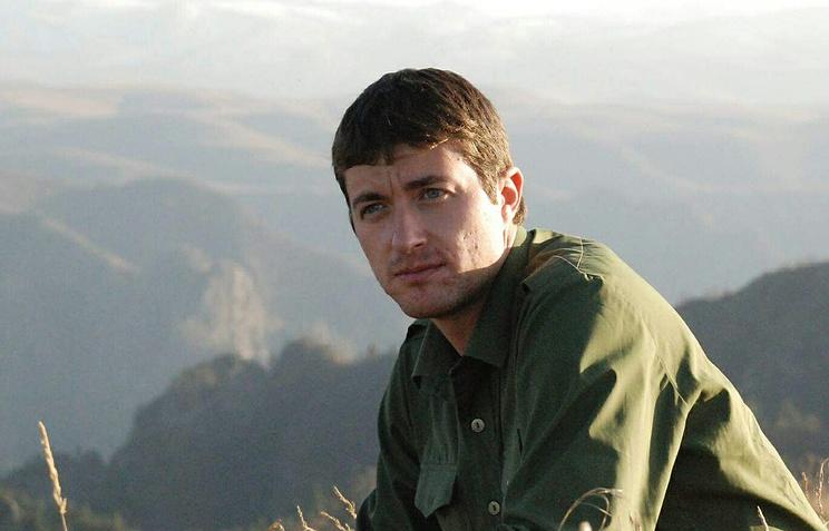 Археолог Тимур Кармов