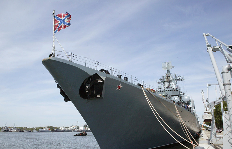 Крейсер «Маршал Устинов» проходит завершающие тестирования
