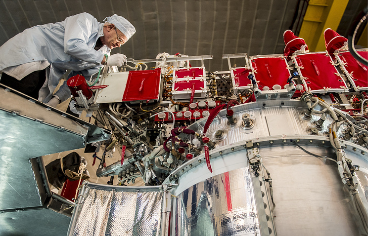 Независящий отсанкций спутник ГЛОНАСС разработают впервом зимнем месяце