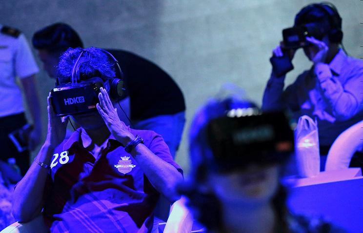 Компания фейсбук берет курс наразвитие технологий виртуальной реальности