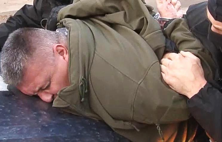 Арестованные вКрыму украинские диверсанты признались всборе развединформации