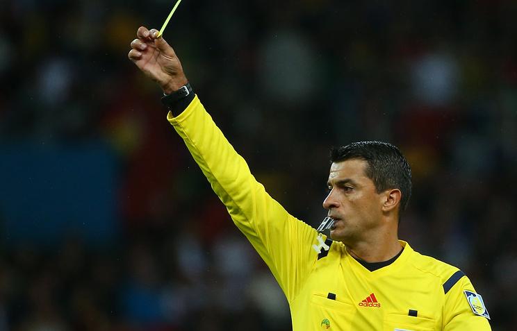 Вматче Италия— Германия ФИФА опробует видеоповторы