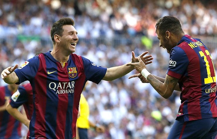 Пике помог Барселоне подписать контракт сновым титульным спонсором