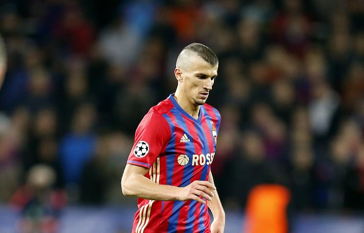 УЕФА пришлёт ЦСКА мотивировку решения по«делу Ерёменко» вближайшие дни