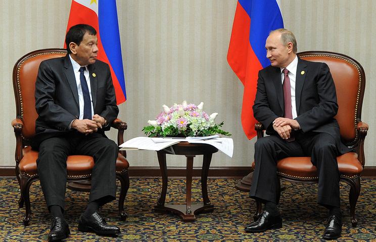 Наполях саммита АТС Владимир Путин проведёт 5 двусторонних встреч