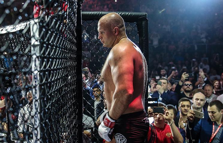 Федор Емельяненко проведет несколько боев сBellator