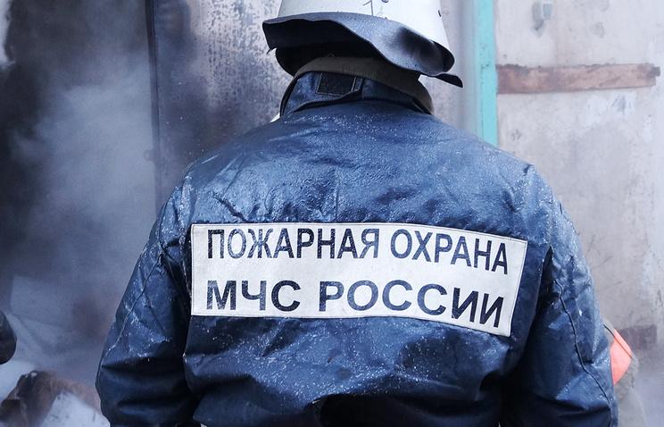 ИзДК вКрасноярске эвакуировали 138 человек из-за пожара надетском празднике