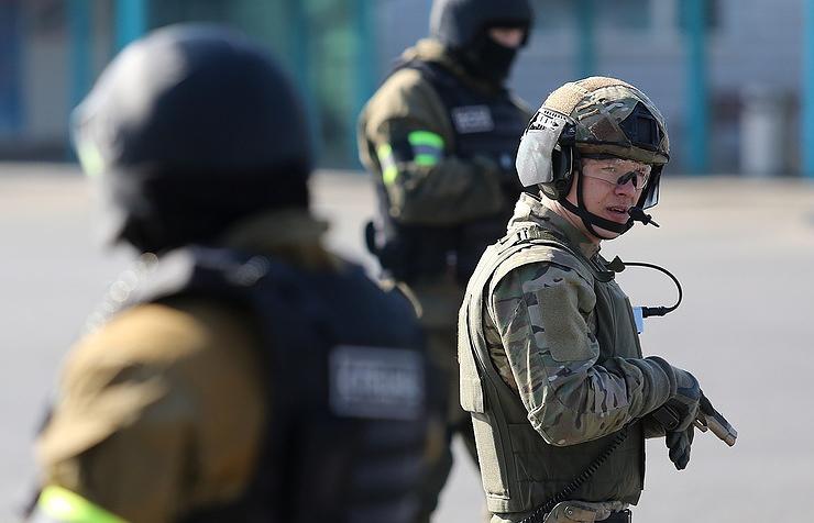 ВЗабайкалье местный гражданин открыл стрельбу послужащим Росгвардии
