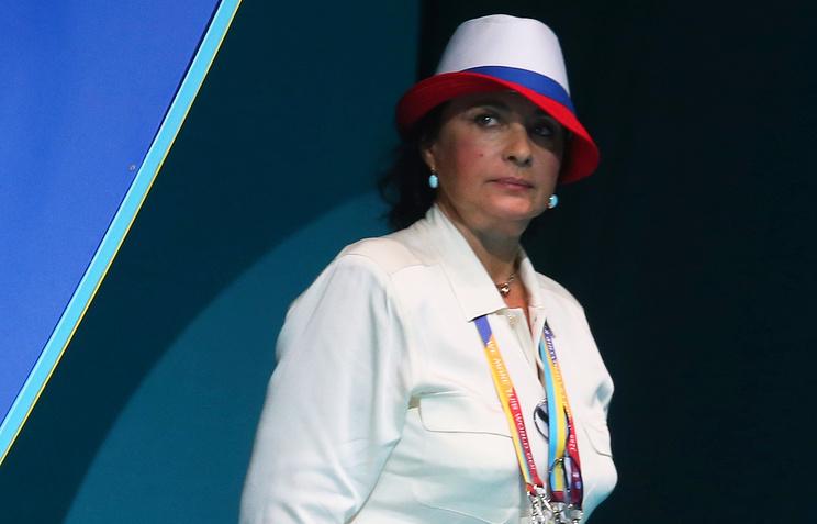 Винер-Усманова снова возглавила федерацию художественной гимнастики