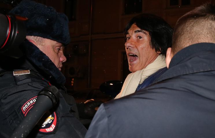 Полицейские допрашивают Филиппа Киркорова