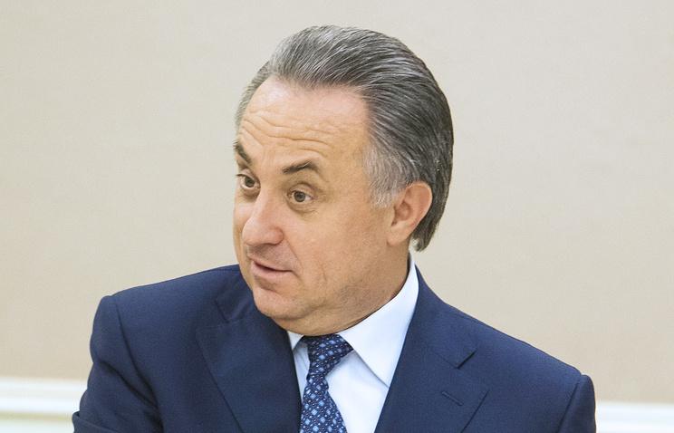 Виталий Мутко: доклад Макларена непредставит новых фактов
