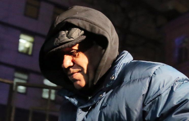 Арест генерала ФСО Лопырева признан легитимным