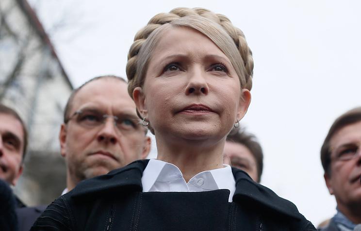Тимошенко поведала осекретных документах, которые подписал Порошенко