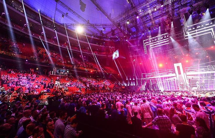 Депутат Государственной думы объявил оготовности принять Евровидение 2017 года вКрыму