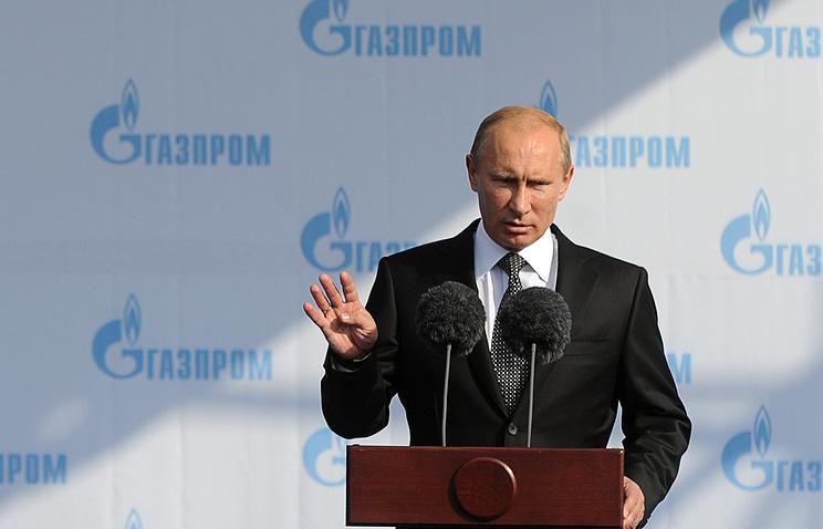 Путин назвал «никчёмным» довод противников «Северного потока» озависимости от РФ