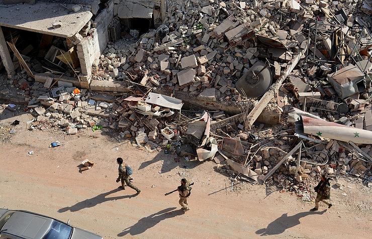 Вашингтон осудил удар пороссийскому госпиталю вСирии