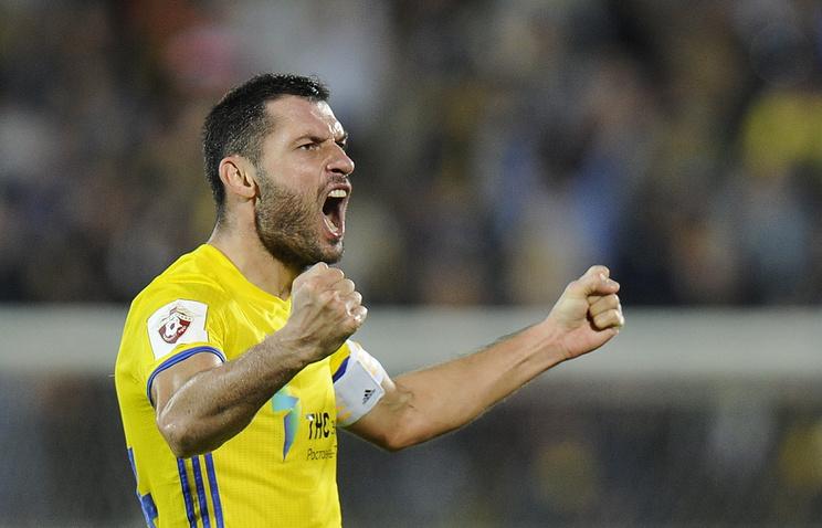 Гацкан признан лучшим игроком Молдавии