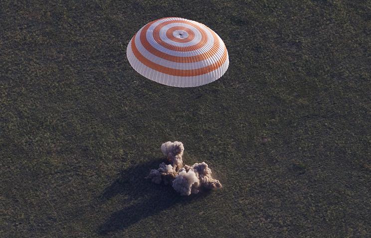 Систему парашютов для «Федерации» разработают к 2023г