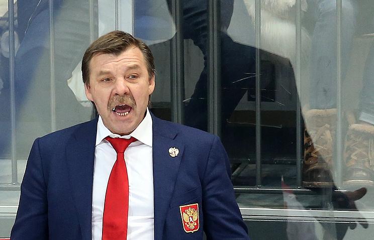Нападающий сборной Швеции извинился заслова ороссийском хоккее