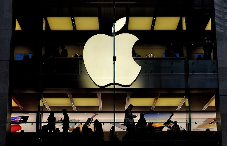 Apple обжалует решение Еврокомиссии овзыскании 13млрдевро