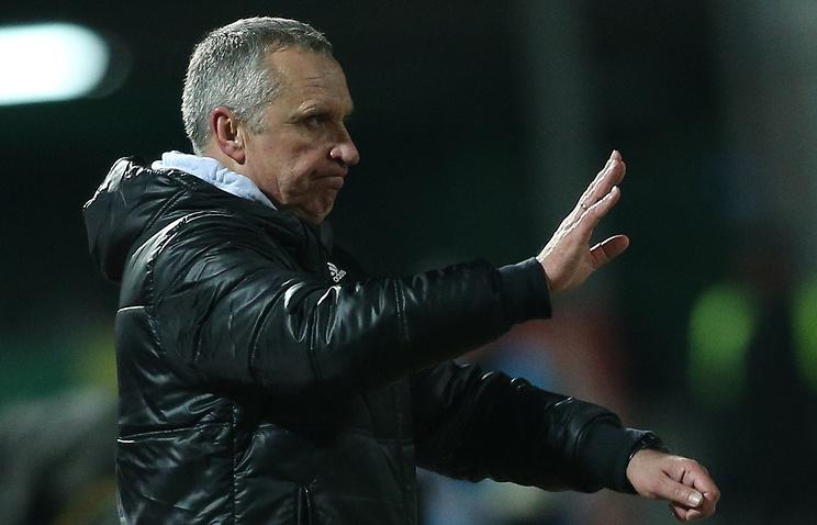 Кучук претендует напост основного тренера сборной Республики Беларусь