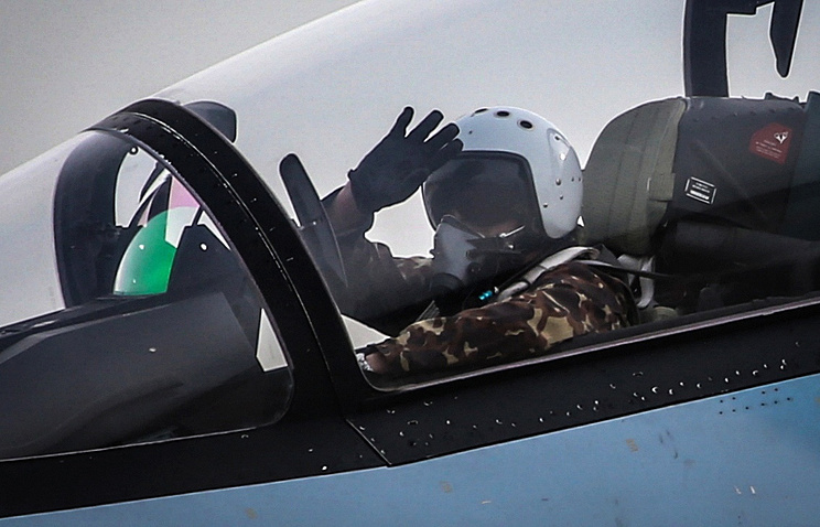 ВКС РФ совершили неменее 30 000 военных вылетов вСирии