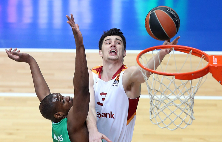Букмекер: УНИКС выиграет у«Галатасарая» вматче баскетбольной Евролиги