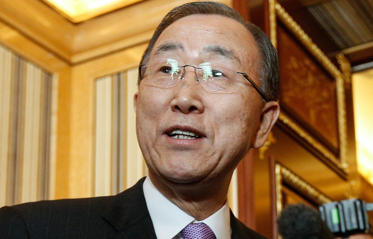 Генеральный секретарь ООН собрался возглавить Южную Корею