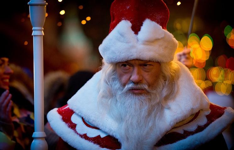 "Кадр из фильма  ""Дед Мороз. Битва магов"""