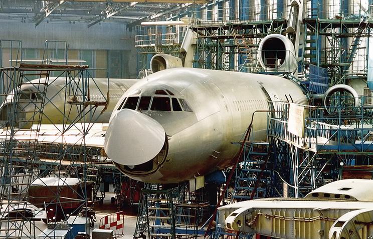Насамарском заводе «Авиакор» изъяли документы покапремонту потерпевшего крушение Ту-154