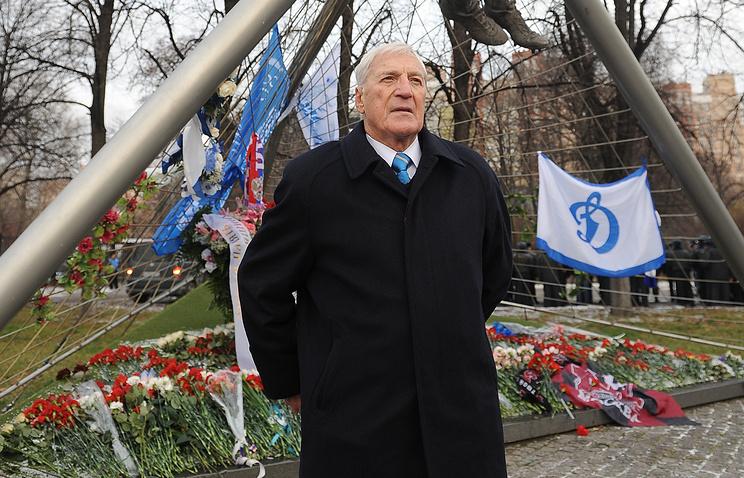 1-ый чемпион Европы Виктор Царев скончался на86-м году жизни